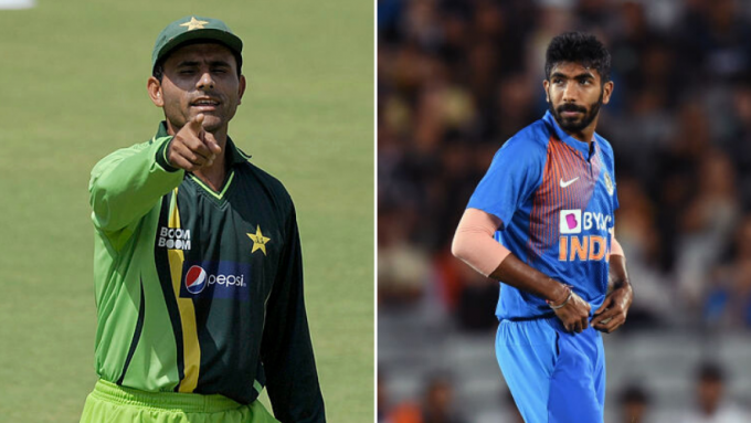 'Nothing personal' — Razzaq clarifies 'baby bowler Bumrah' comment