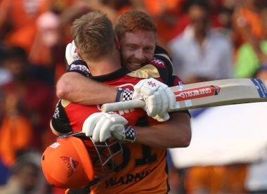We frustrated 'the crap out of Virat' – Warner on partnership with Bairstow