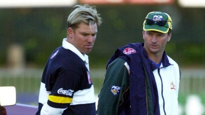 'I was trying to protect Shane' – Waugh opens up on old feud with Warne