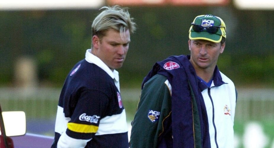 'Trying To Protect Shane' – Waugh Opens Up On Old Feud With Warne