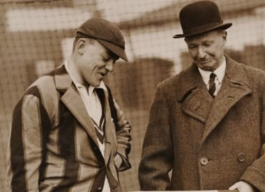 How Leonard Green and Peter Eckersley inspired Lancashire's golden age
