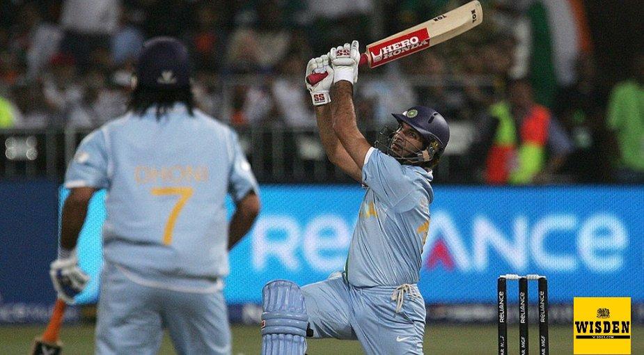 Yuvraj T20 innings