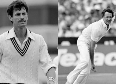 How Hadlee's newspaper column caused a legendary feud with captain Coney