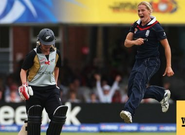 Wisden's women's spell of the 2000s, No.4: Katherine Brunt's 3-6
