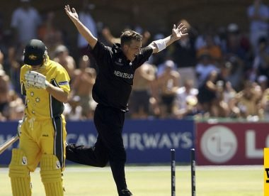 Wisden's men's ODI spell of the 2000s, No.3: Shane Bond's 6-23