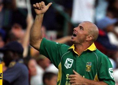 Wisden's ODI innings of the 2000s, No.1: Herschelle Gibbs' 175