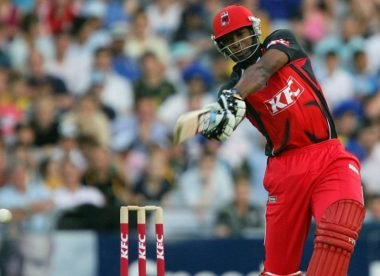 Wisden's T20 innings of the 2000s, No.2: Kieron Pollard's 54*