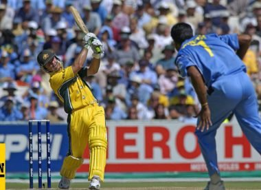 Wisden's ODI innings of the 2000s, No.4: Ricky Ponting's 140*