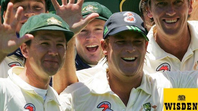 Wisden's men's Test team of the 2000s
