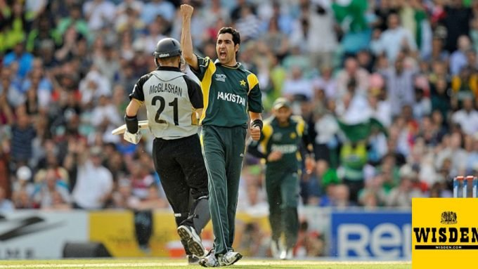 Wisden's T20 spell of the 2000s, No.5: Umar Gul's 5-6