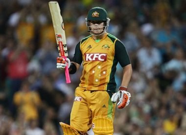 Wisden's T20 innings of the 2000s, No.3: David Warner's 89