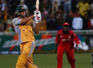 Wisden's T20 innings of the 2000s, No.5: Andrew Symonds' 117*