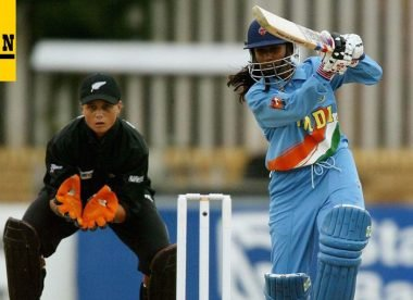 Wisden's women's innings of the 2000s, No.3: Mithali Raj's 91*