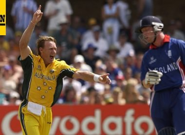 Wisden's ODI spell of the 2000s, No.1: Andy Bichel's 7-20