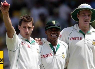 Wisden's Test spell of the 2000s, No.4: Dale Steyn's 5-23