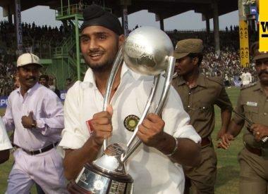 Wisden's Test spell of the 2000s, No.2: Harbhajan Singh's 8-84