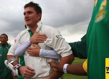 Wisden's Test innings of the 2000s, No.4: Graeme Smith's 154*