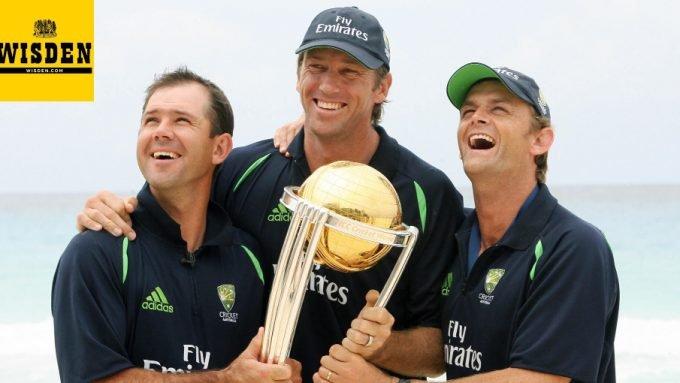 Wisden's men's ODI team of the 2000s