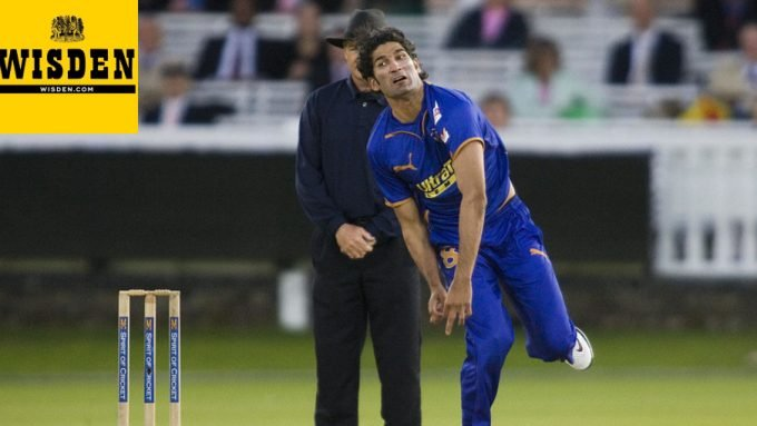 Wisden's T20 spell of the 2000s, No.3: Sohail Tanvir's 6-14