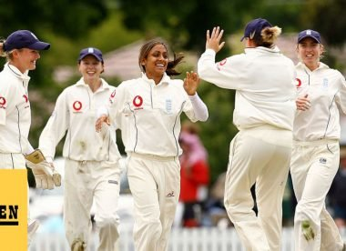 Wisden's women's spell of the 2000s, No.3: Isa Guha's 9-100