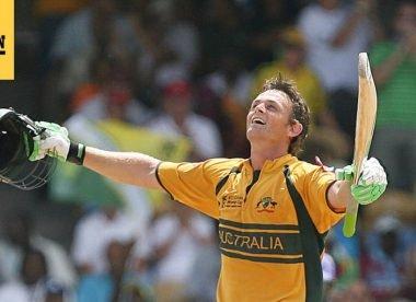 Wisden's ODI innings of the 2000s, No.2: Adam Gilchrist's 149
