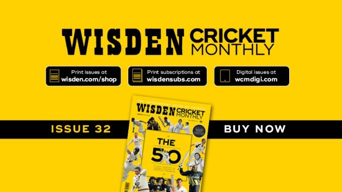 Wisden Cricket Monthly issue 32: County cricket's 50 greatest moments