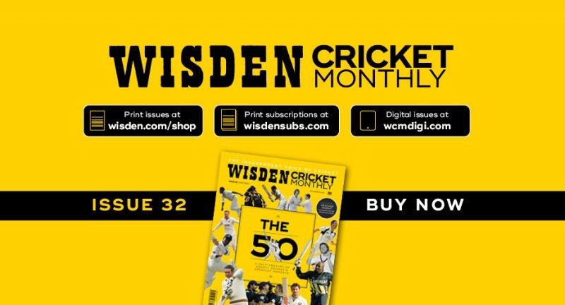 Wisden Cricket Monthly issue 32