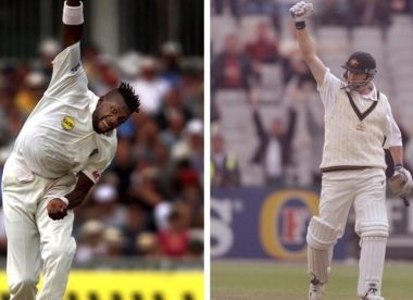 Steve Waugh on Curtly Ambrose: His silence was worse than his sledging