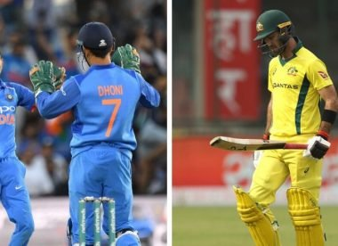 When Yuzvendra Chahal tormented Glenn Maxwell with MS Dhoni's help