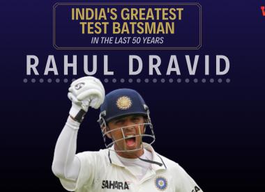 Dravid beats Tendulkar in Wisden India poll on greatest Indian Test batsman