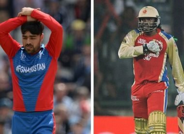 'Just give me the single' - KL Rahul recalls the time Gayle wanted to 'finish' Rashid Khan
