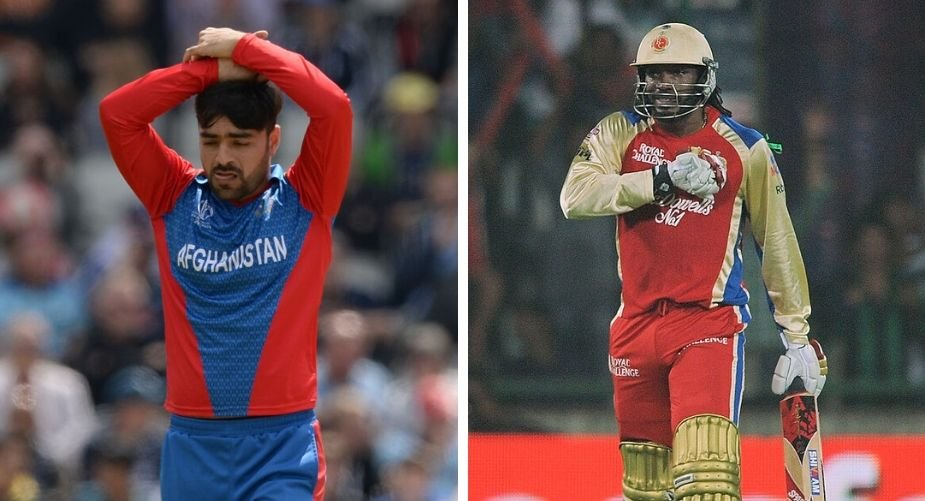 'Just Give Me The Single' - When Gayle Wanted To 'Finish' Rashid Khan