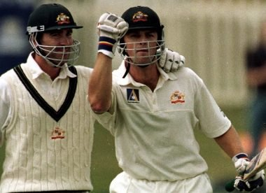 The Gilchrist-Langer Hobart show that launched two glorious careers