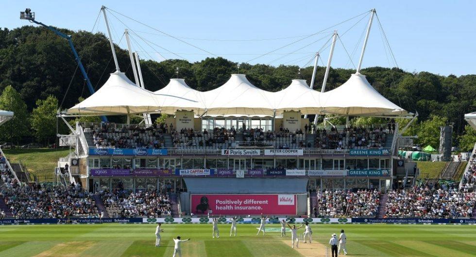 England v West Indies schedule