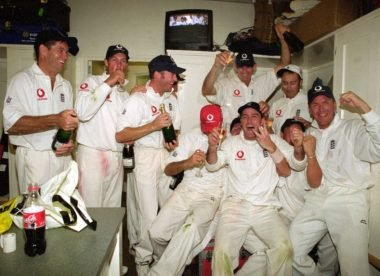 How the introduction of central contracts revolutionised English cricket