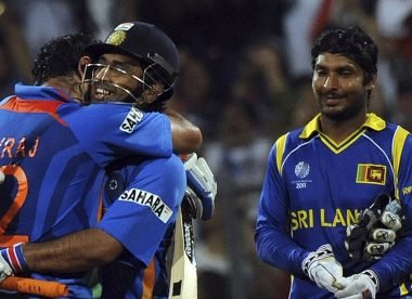 Former Sri Lanka sports minister claims 2011 World Cup final was fixed