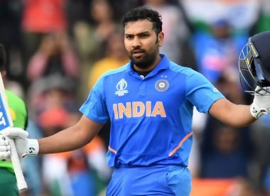 Quiz! Name the opposition for Rohit Sharma's highest ODI scores