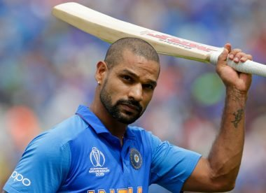 When Dhawan bossed Australia despite an injured thumb – Almanack
