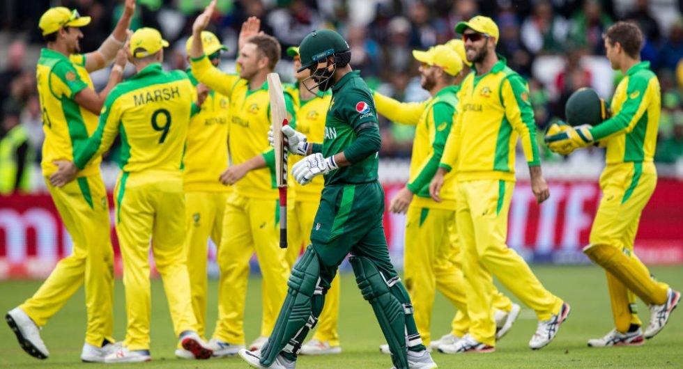Australia v Pakistan, 2019 WC