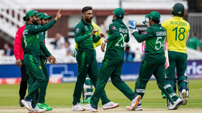 When Pakistan added to South Africa's embarrassment to stay in semi-final hunt– Almanack