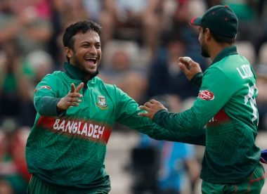 How Shakib's superhero act kept Bangladesh's World Cup 2019 campaign alive – Almanack