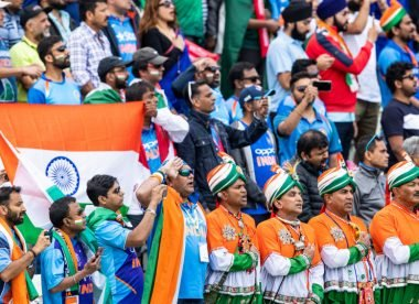 How India fans reverse-colonised England at the 2019 World Cup – Almanack