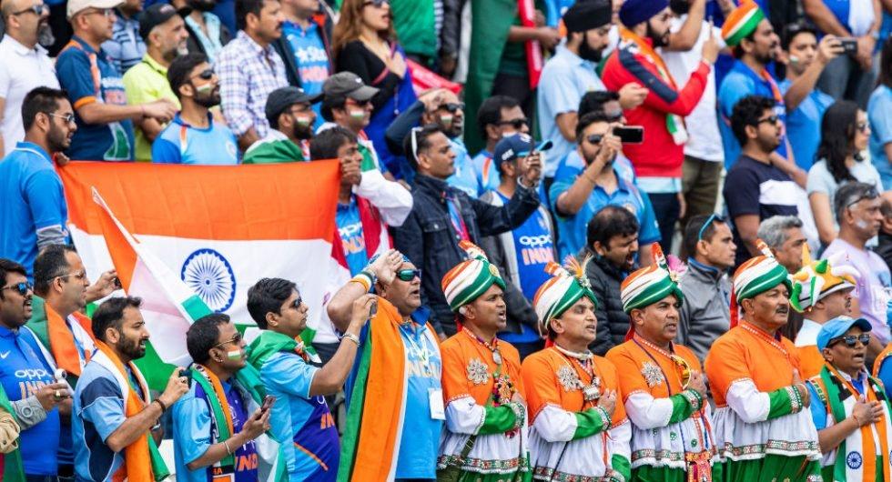 Indian fans, WC 2019