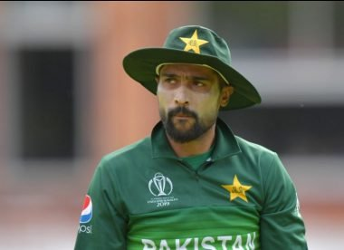Mohammad Amir and Haris Sohail to miss Pakistan's tour of England