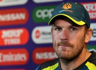 Finch: 'I'm looking forward to the 2023 Cricket World Cup'