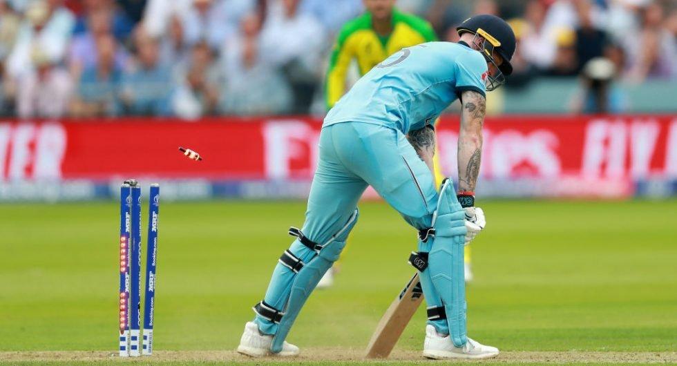 England v Australia, 2019 World Cup