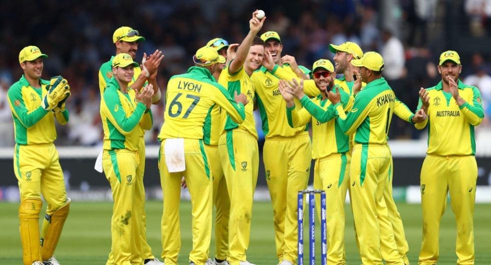 England v Australia, 2019 WC