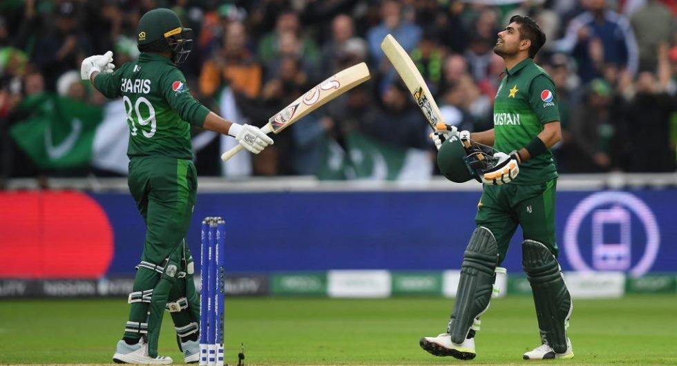 Babar Azam, Pakistan v New Zealand, 2019 WC