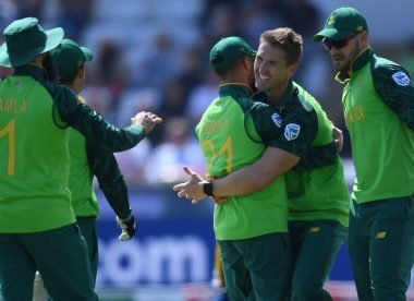 When South Africa dashed Sri Lanka's semi-final hopes – Almanack