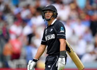 Ross Taylor didn't know the World Cup final would go to a super over